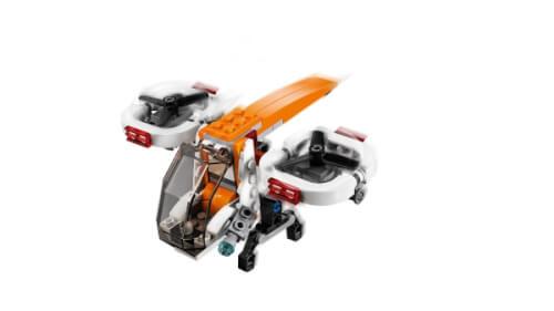 ab 7 Jahre LEGO® Creator 31071 Forschungsdrohne 109 Teile