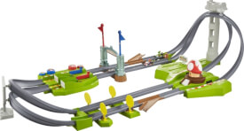 Mattel GCP27 Hot Wheels Mario Kart Mario Circuit Track Set