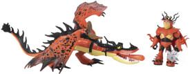 Spin Master Drachenzähmen leicht gemacht Movie Line Dragon & Viking, sortiert