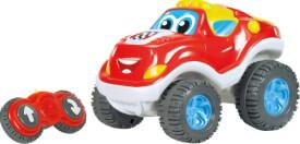 Clementoni ferngesteuretes Auto Luca, RC 2 in 1 mit Soundeffekten