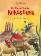 Der kleine Drache Kokosnuss bei den Indianern, Band 16, Gebundenes Buch, 80 Seiten, ab 6 Jahren