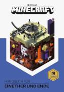 Minecraft - Handbuch für Nether und Ende
