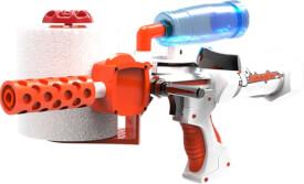 Toilettenpapier Blaster