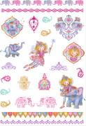 Die Spiegelburg - Prinzessin Lillifee Metallic Tattoos Orientalisch, ab 3 Jahren